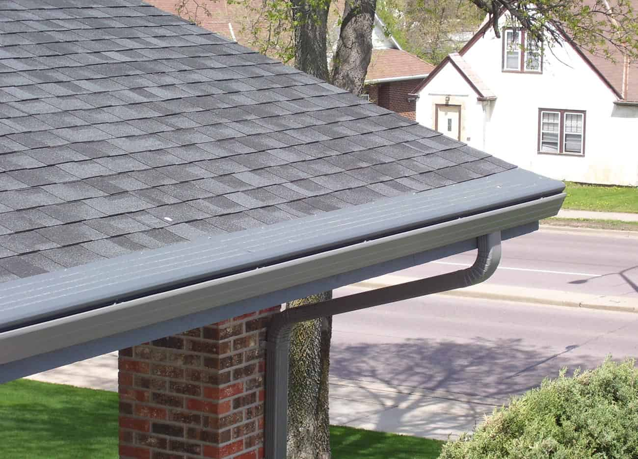Best Gutter Protection Gutter Helmet In Mankato Minnesota